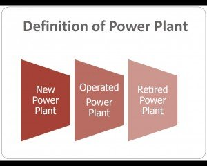 Definition of Power Plant Upgrade