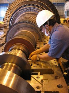 Steam Turbine Inspection
